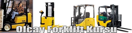 Forklift Belgesi