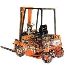 Forklift belgesi sınavı