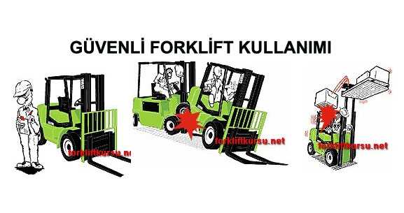 Forklift Kullanma Kuralları
